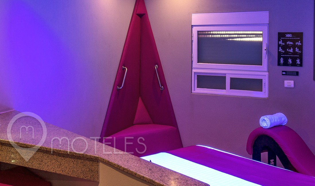 Habitacion Suite Jacuzzi del Motel ABCentral