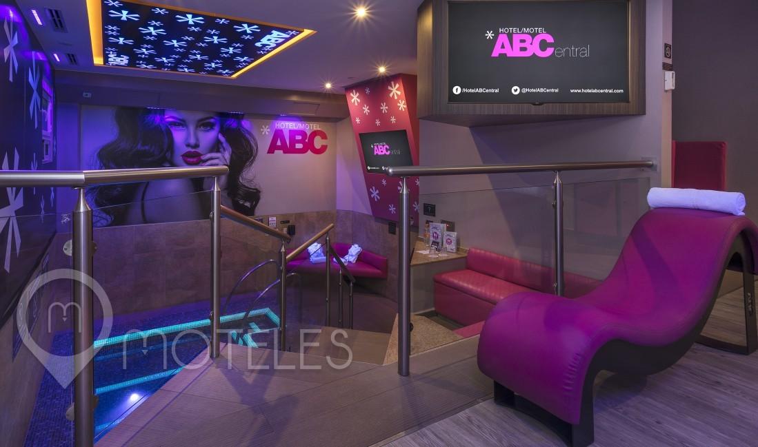 Habitacion Villa con Alberca del Motel ABCentral