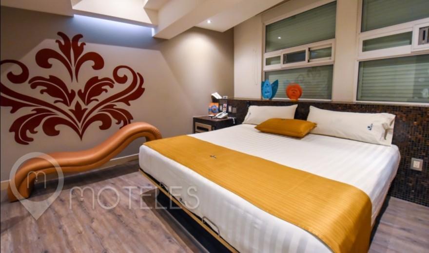 Habitacion Suite Shiva del Motel Amala Hotel & Villas