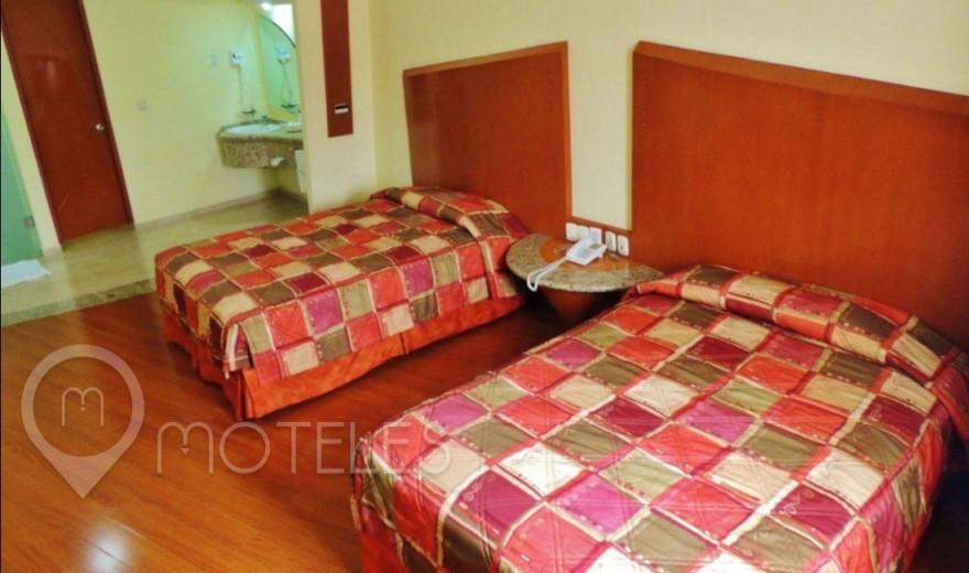 Habitacion Hotel Doble del Motel Aranjuez Suites & Villas
