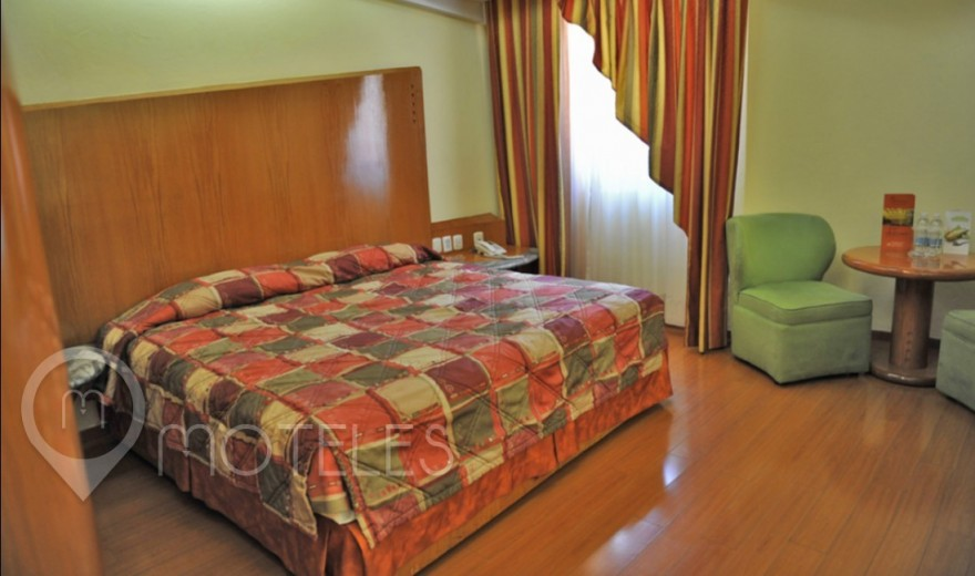 Habitacion Motel King Size del Motel Aranjuez Suites & Villas