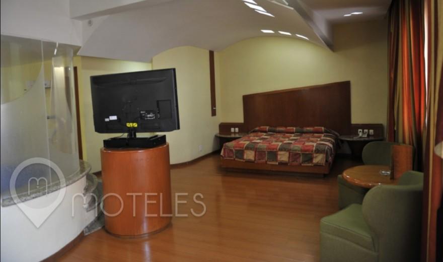 Habitacion Motel Suite Jacuzzi del Motel Aranjuez Suites & Villas