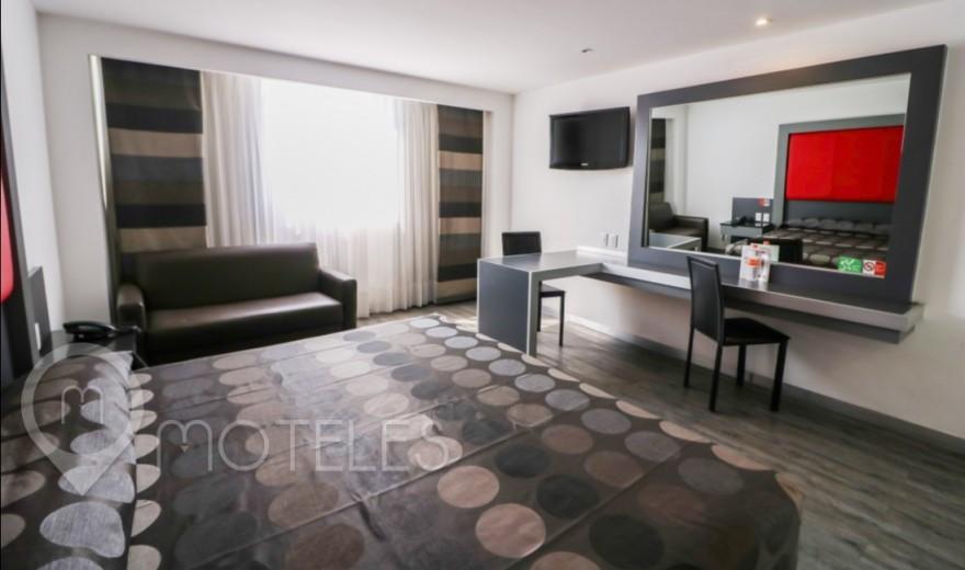 Habitacion Sencilla del Motel Atenas Plaza