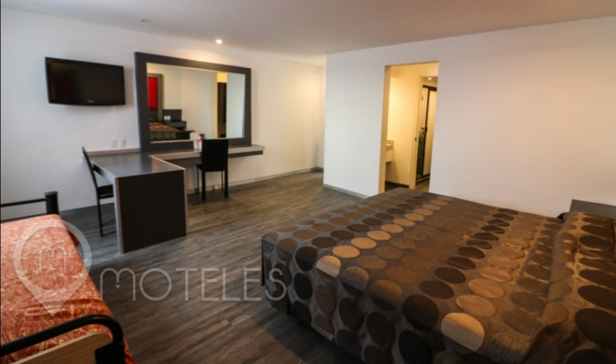 Habitacion Triple o Cuádruple del Motel Atenas Plaza