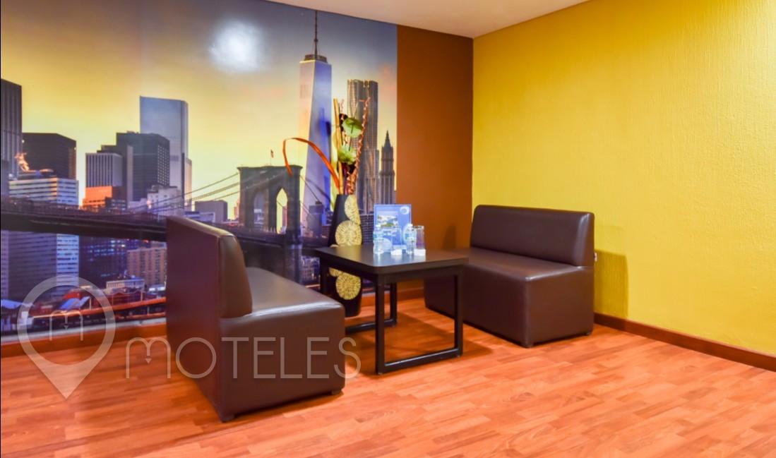 Habitacion Hotel Master del Motel Atizapán Hotel & Villas