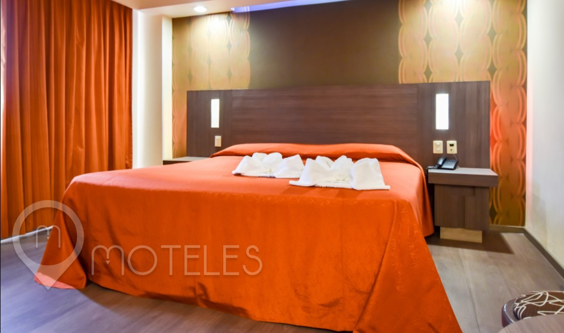 Habitacion Hotel Sencilla del Motel Atizapán Hotel & Villas