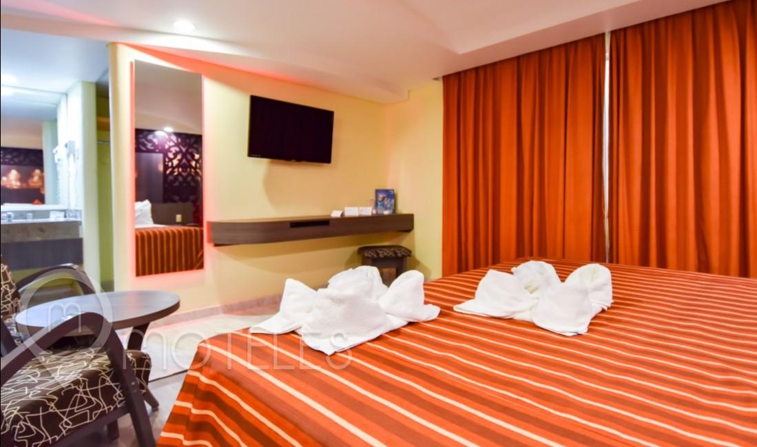 Habitacion Hotel Suite del Motel Atizapán Hotel & Villas