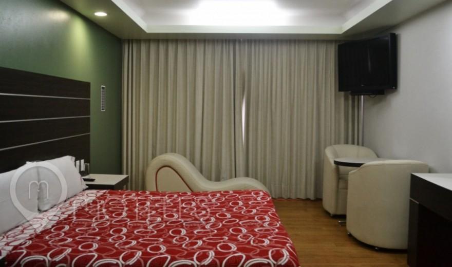 Habitacion Villa Sencilla del Motel Bikos Hotel y Villas