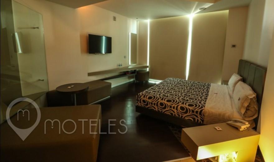 Habitacion Suite del Motel Blau Hotel & Suites