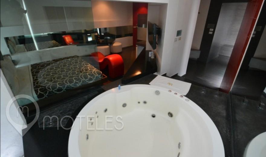 Habitacion Master Suite Villa del Motel Blu Hotel & Suites