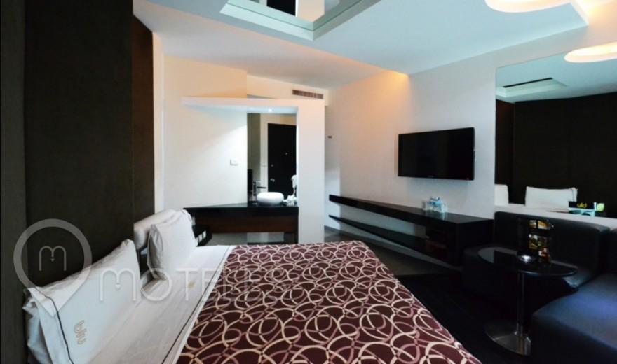 Habitacion Suite Hotel del Motel Blu Hotel & Suites