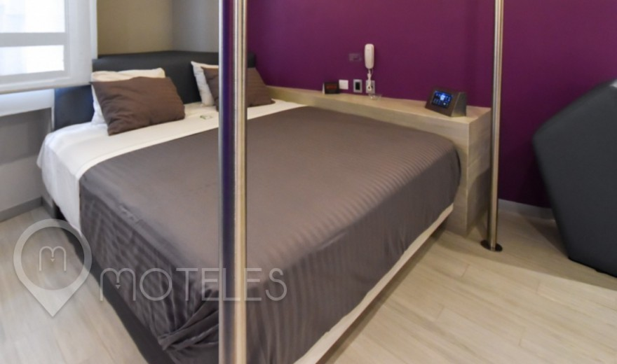 Habitacion Elite Suite Tech del Motel Bonn