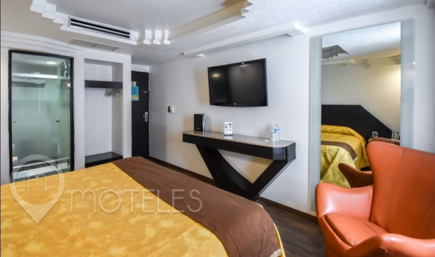 Habitacion King Size del Motel Bonn