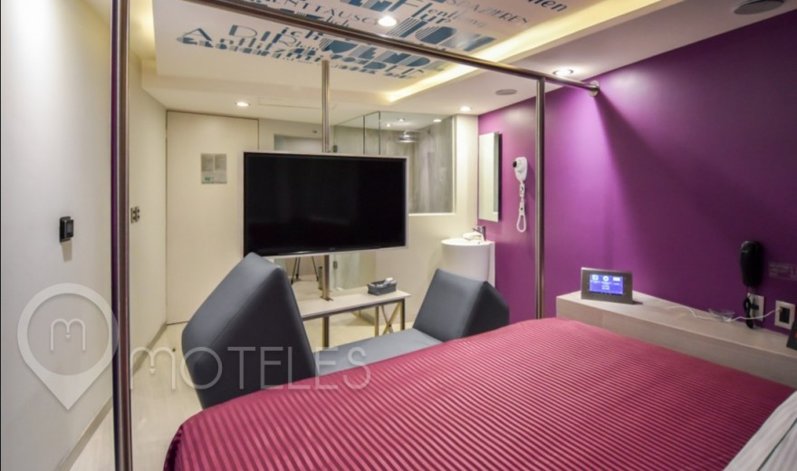 Habitacion King Size Tech del Motel Bonn