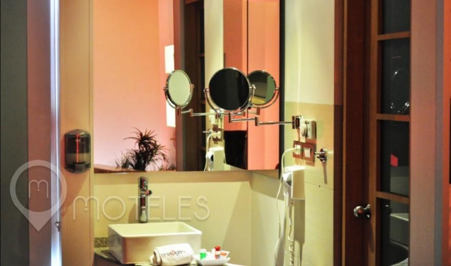 Habitacion Suite Hospedaje VIP del Motel Breogan Suites