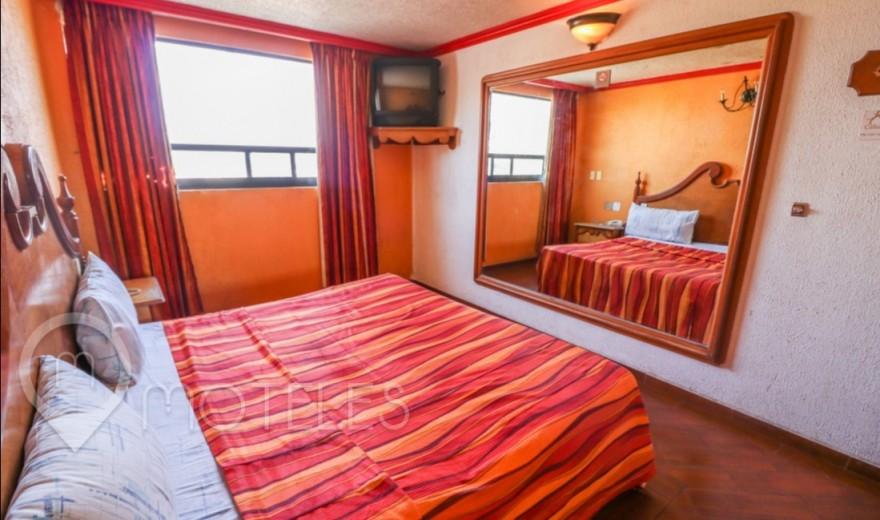 Habitacion Torre Sencilla del Motel Cabanna Hotel & Villas