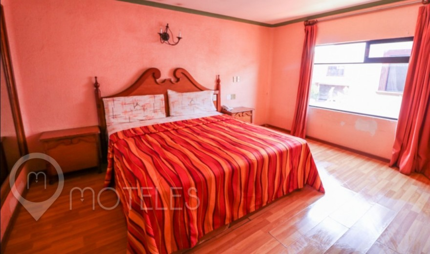 Habitacion Villa Jacuzzi del Motel Cabanna Hotel & Villas