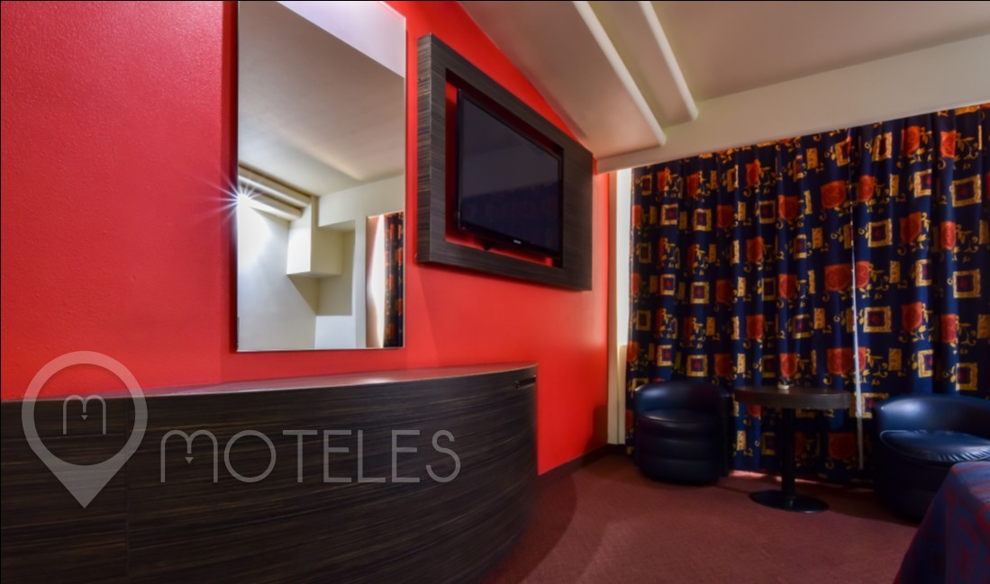Habitacion Hotel Sencilla del Motel Campo Real