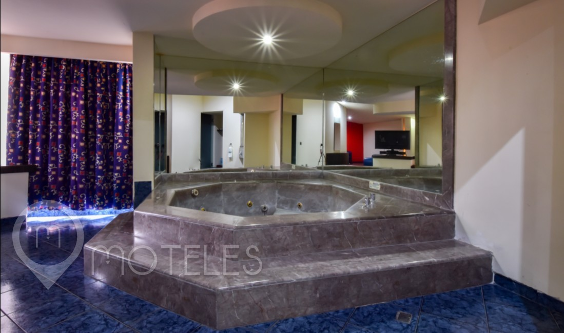 Habitacion Hotel Master Suite del Motel Campo Real