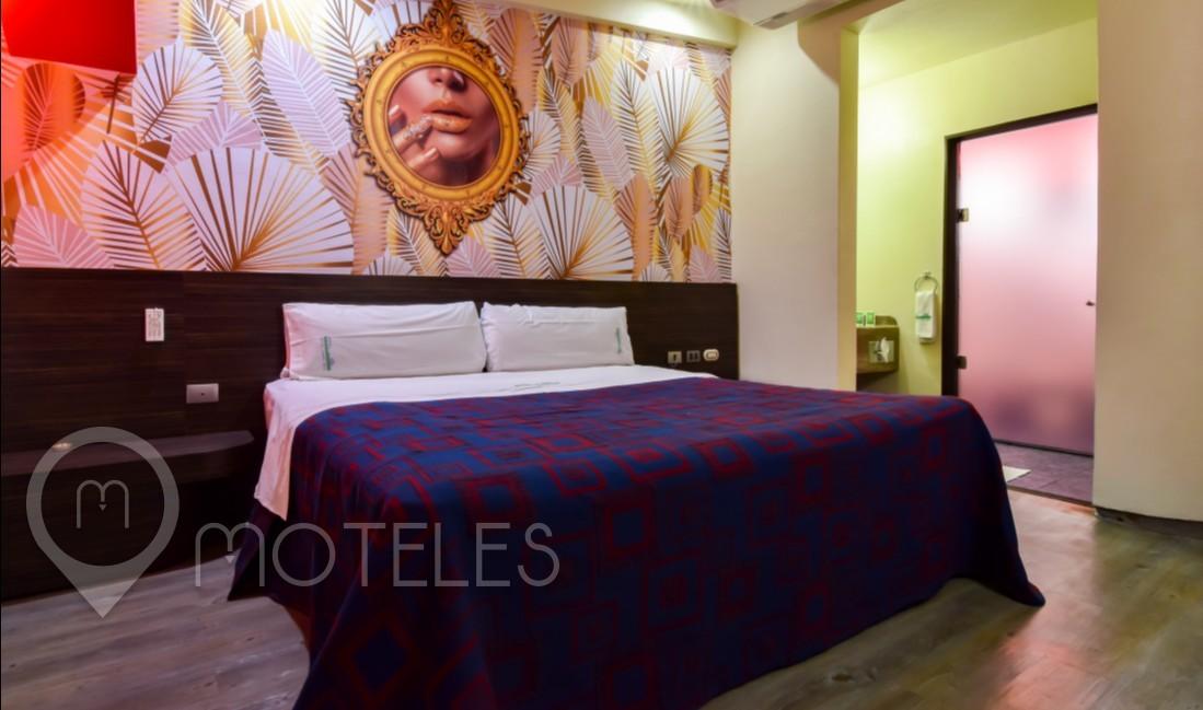 Habitacion Motel Sencilla del Motel Campo Real