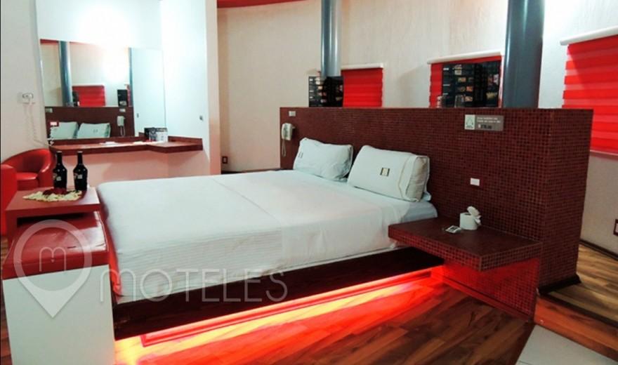 Habitacion Hotel del Motel Canceleira
