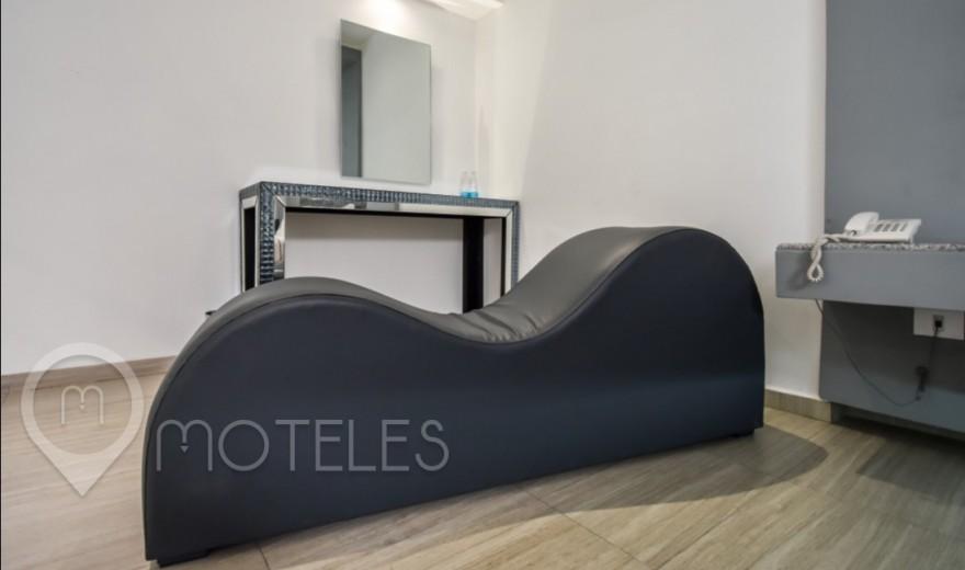Habitacion Master Suite del Motel Candeli