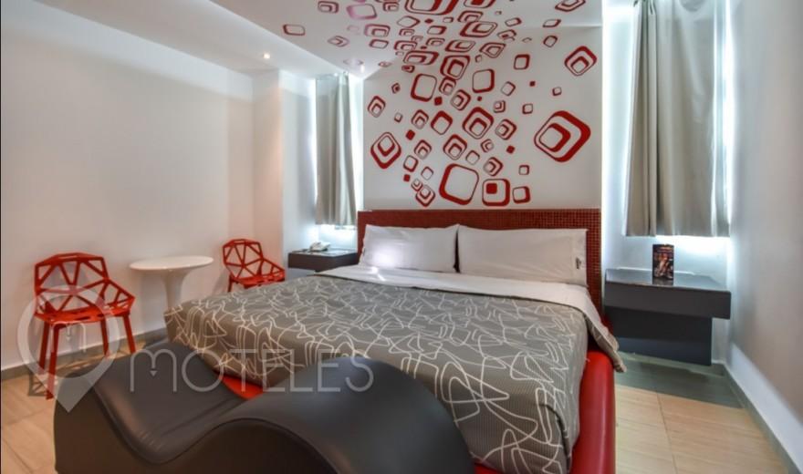 Habitacion Sencilla Torre del Motel Candeli
