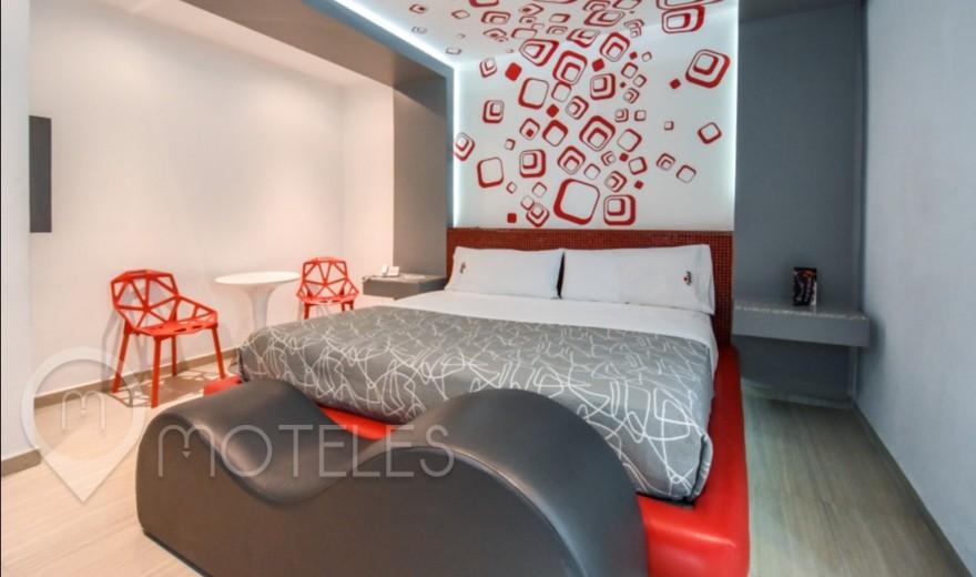 Habitacion Villa del Motel Candeli