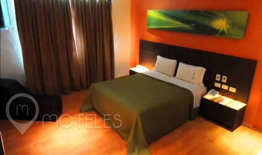 Habitacion Sencilla del Motel Cantabria
