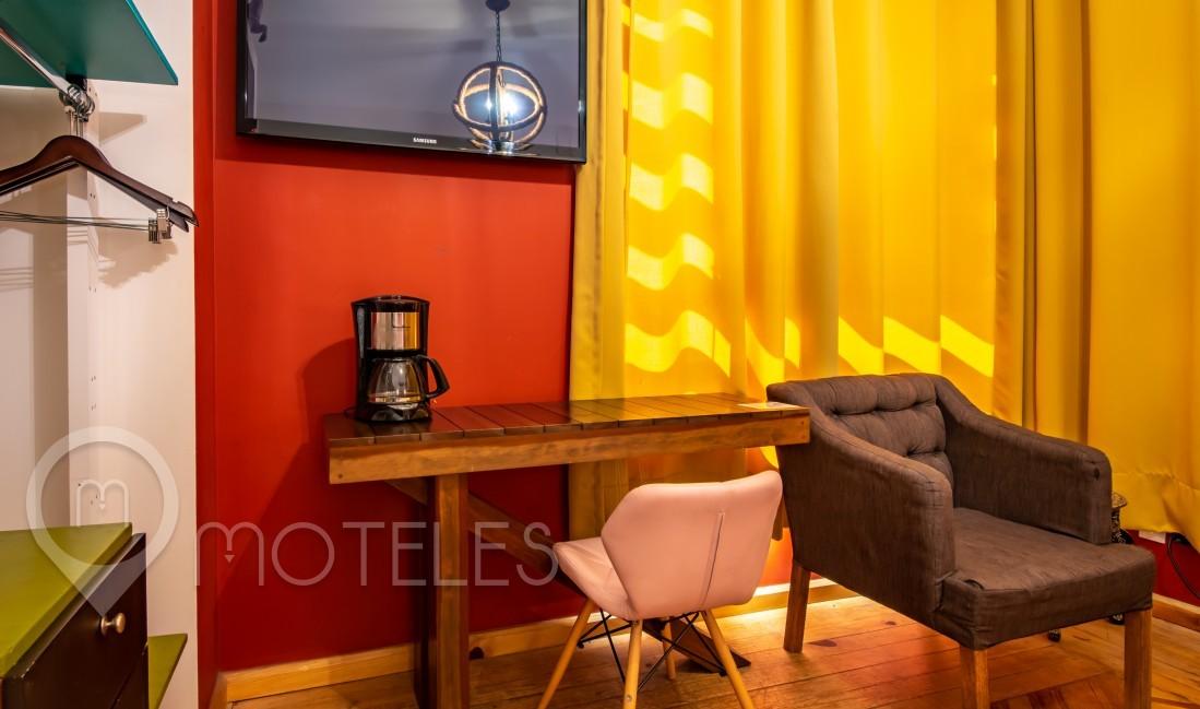 Habitacion Habitación de Lujo  del Motel Casa Anzures Suites