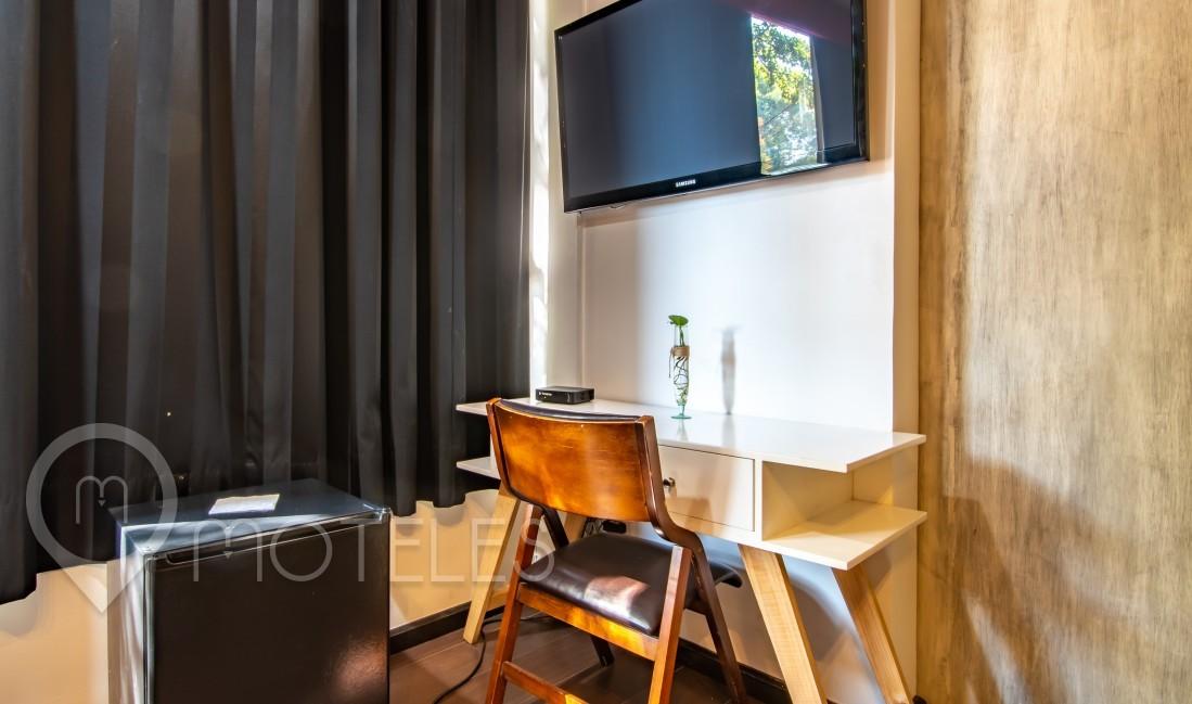 Habitacion Habitación Standard  del Motel Casa Anzures Suites