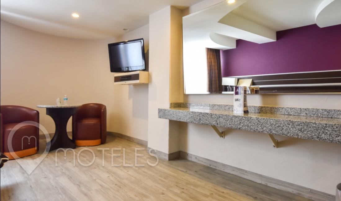 Habitacion Sencilla Motel del Motel Castello