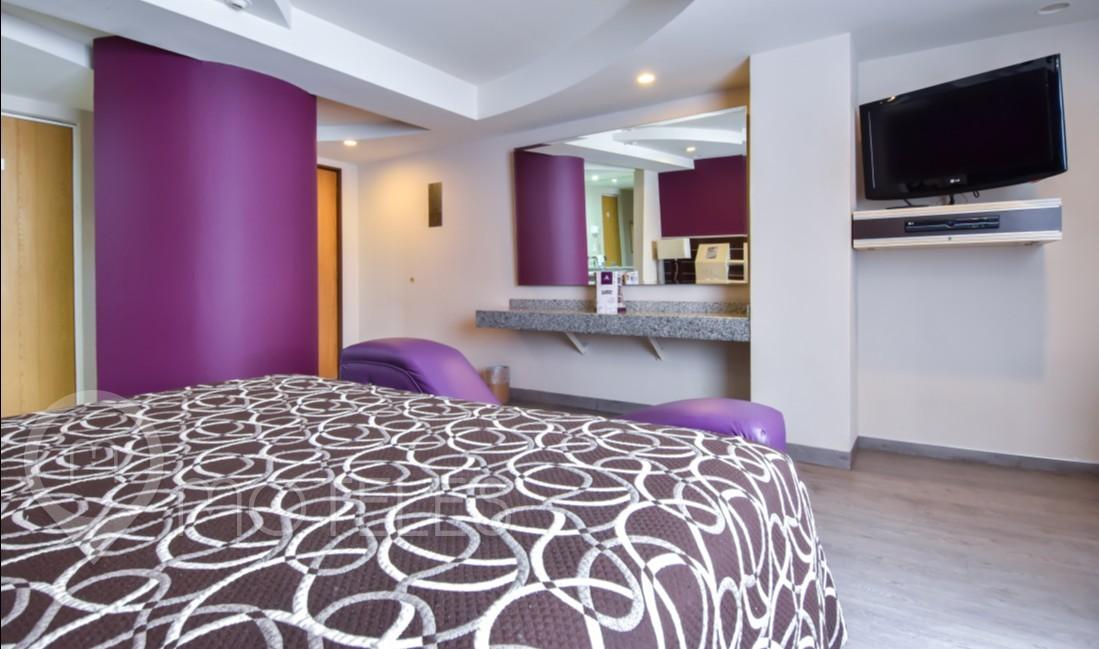 Habitacion Sencilla Motel Amor  del Motel Castello