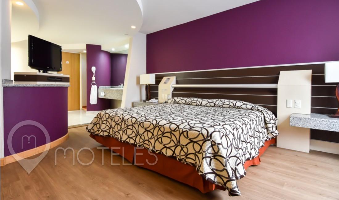 Habitacion Jacuzzi Motel  del Motel Castello