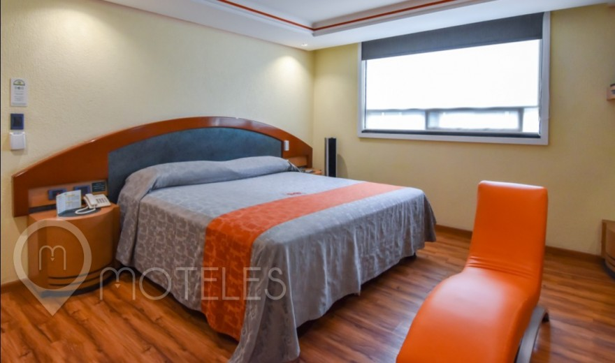 Habitacion Suite Jacuzzi del Motel Catalina