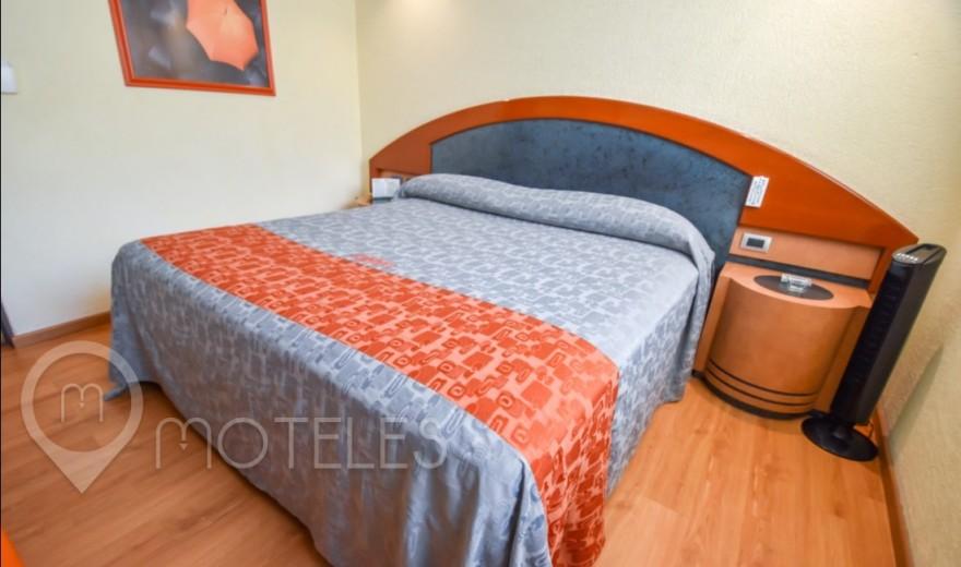 Habitacion Sencilla del Motel Catalina