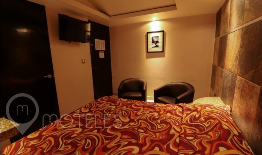 Habitacion Sencilla del Motel Centinela