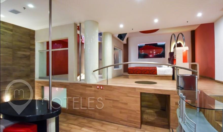 Habitacion Suite GT del Motel Centra2
