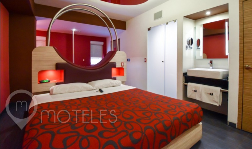 Habitacion Suite Master del Motel Centra2