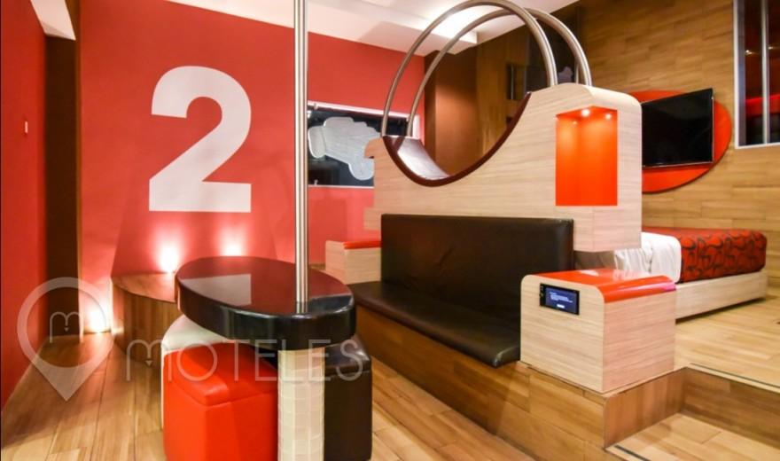 Habitacion Suite PRO del Motel Centra2