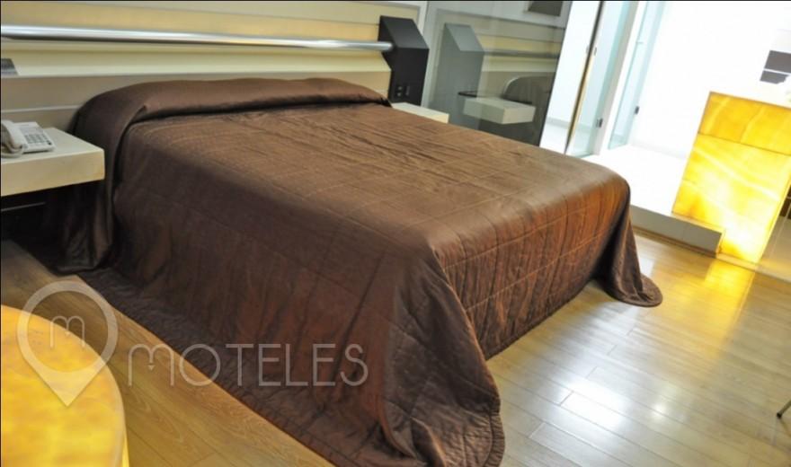 Habitacion Villa Sencilla del Motel Suites & Villas Contadero