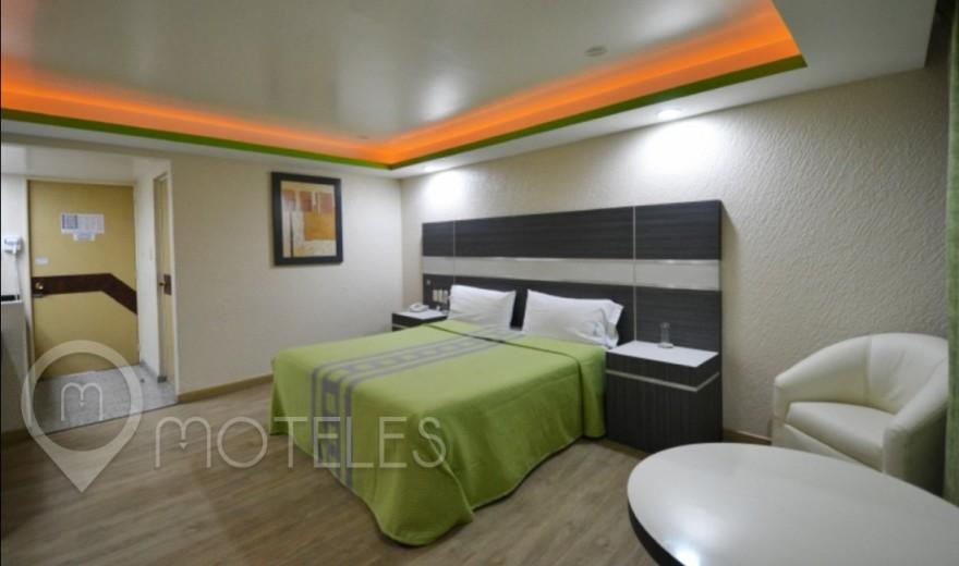 Habitacion Cuarto King Size del Motel Corona Real