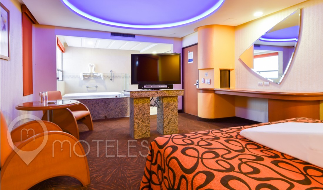 Habitacion Junior Suite  del Motel Diamante Suites & Villas