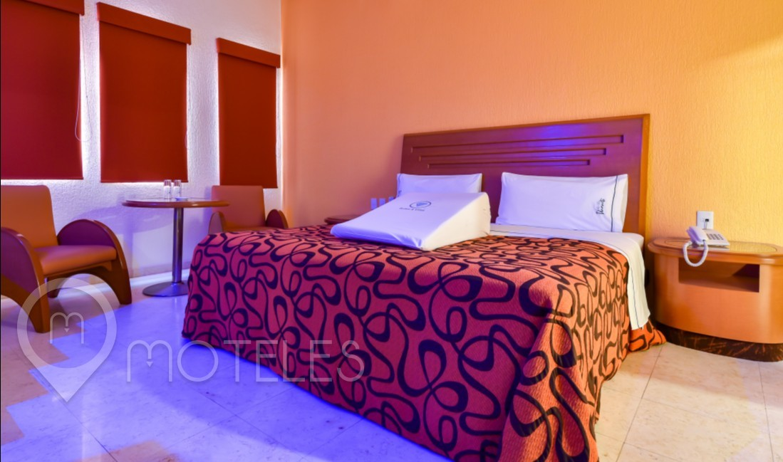 Habitacion Master Suite  del Motel Diamante Suites & Villas