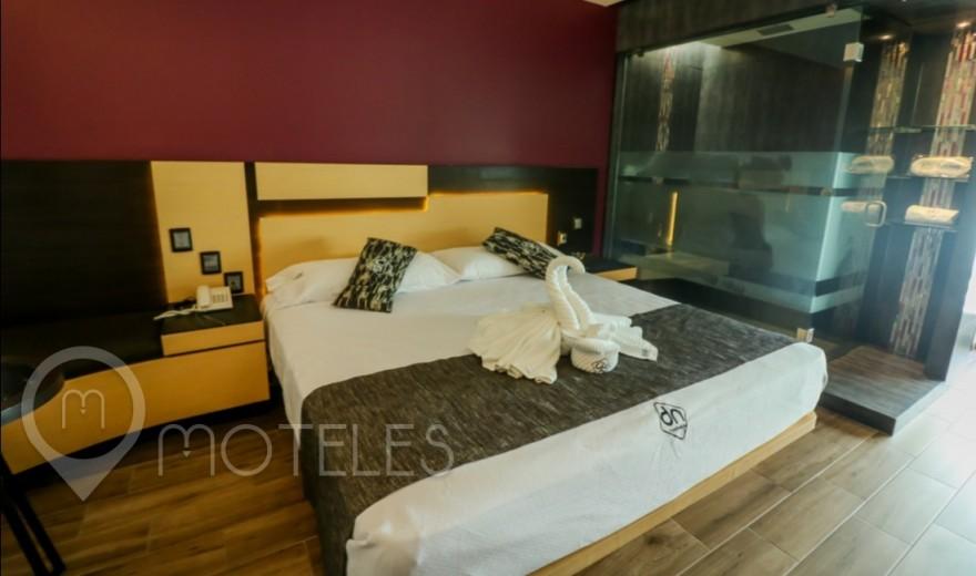 Habitacion Junior Suite del Motel DN Hotel & Villas