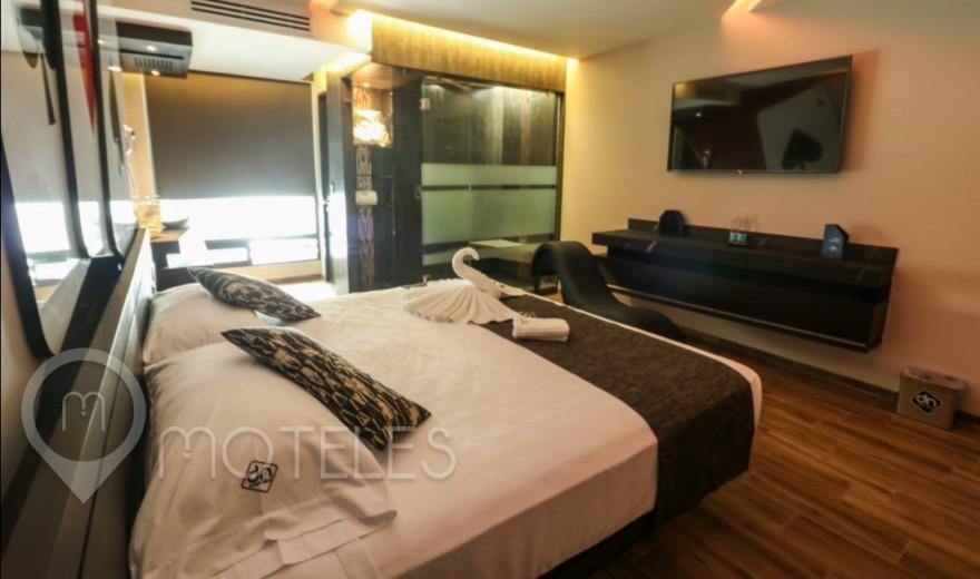 Habitacion Suite Temática del Motel DN Hotel & Villas