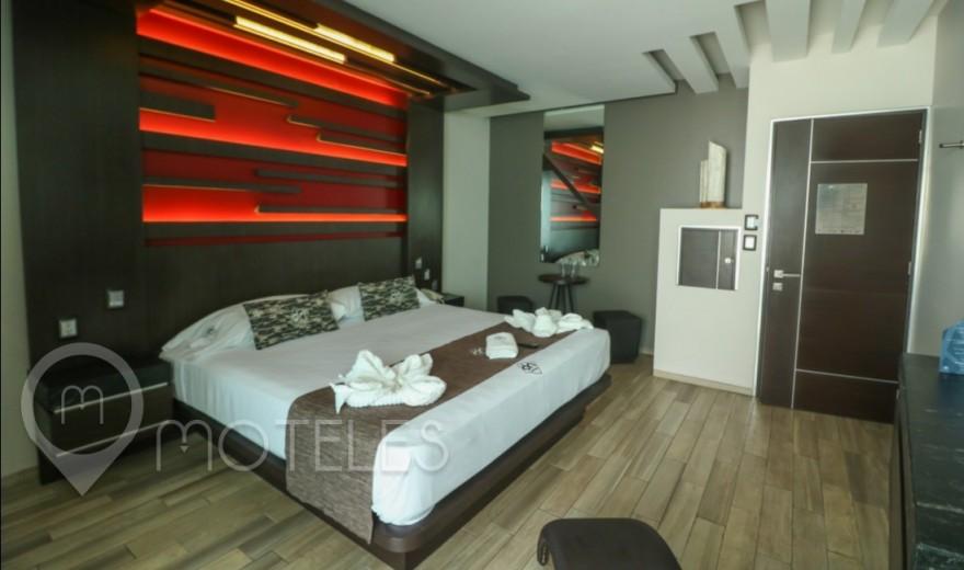 Habitacion Junior Villa del Motel DN Hotel & Villas