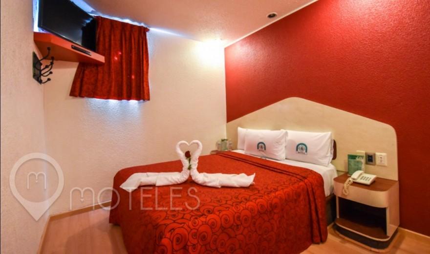 Habitacion Sencilla del Motel Dos Milpas