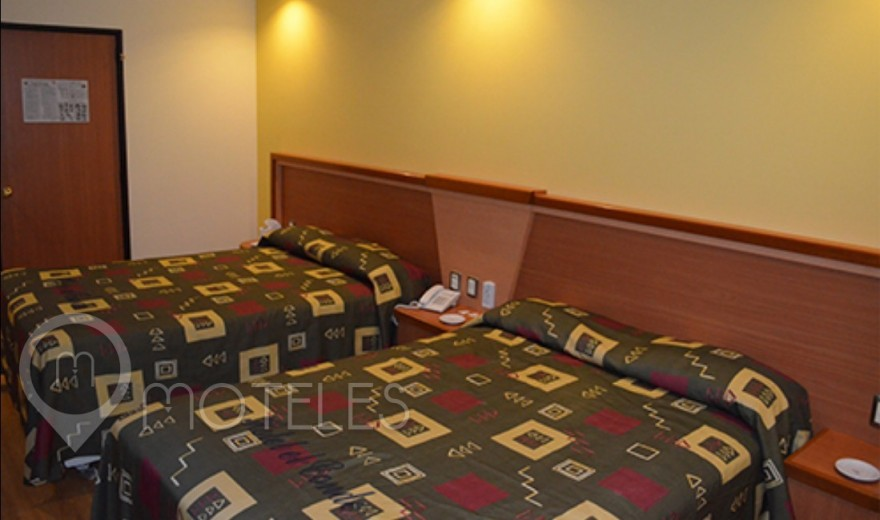 Habitacion Doble del Motel El Conde
