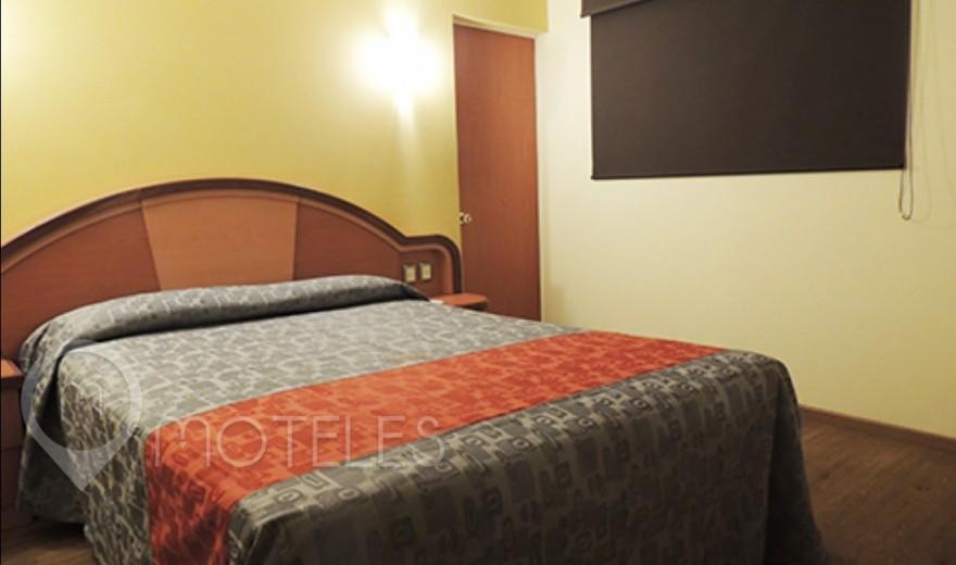 Habitacion Sencilla del Motel El Conde